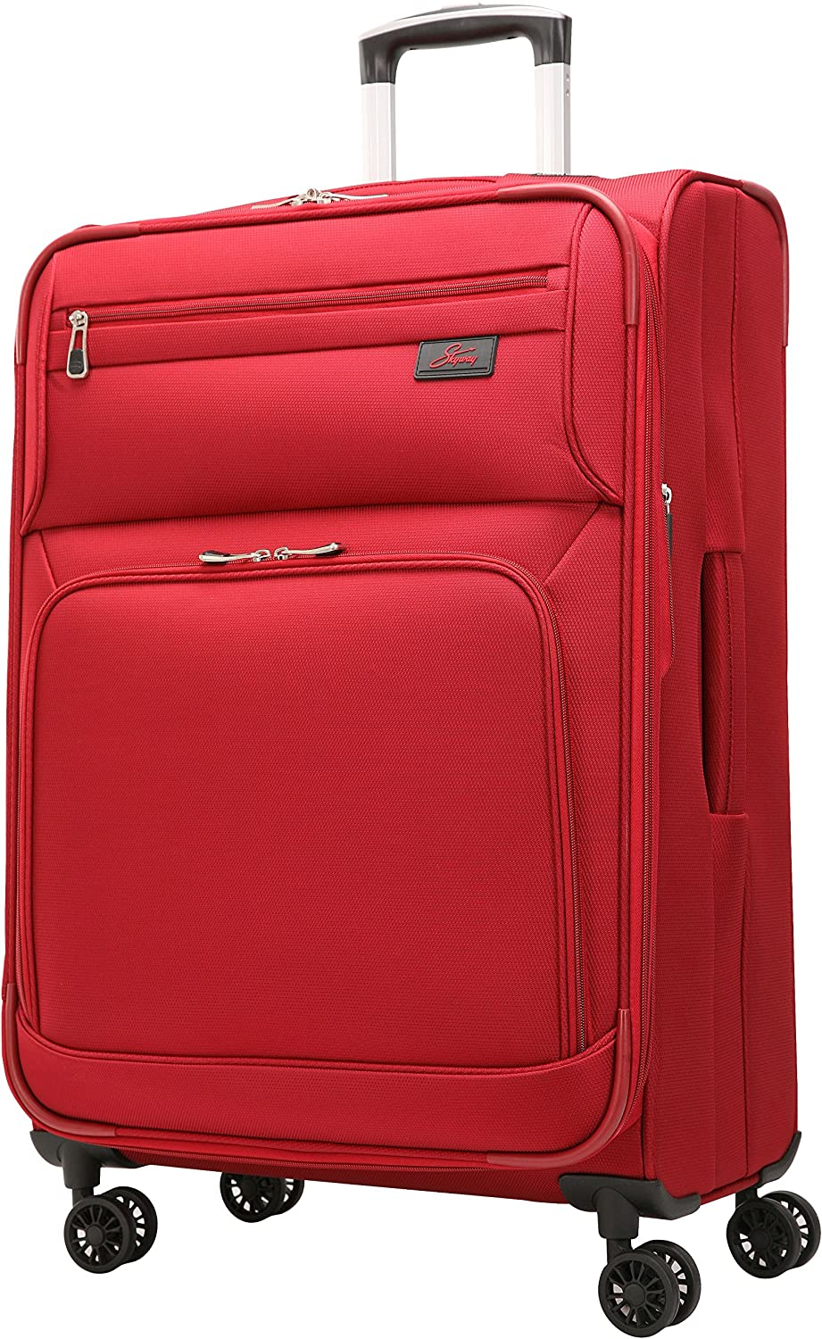 Merlot Red Skyway Sigma 5.0 29-Inch 4 Wheel Expandable Upright