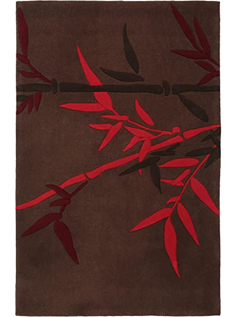 Benuta Teppich Harlequin Bamboo Braun 120X180 Cm | Moderner