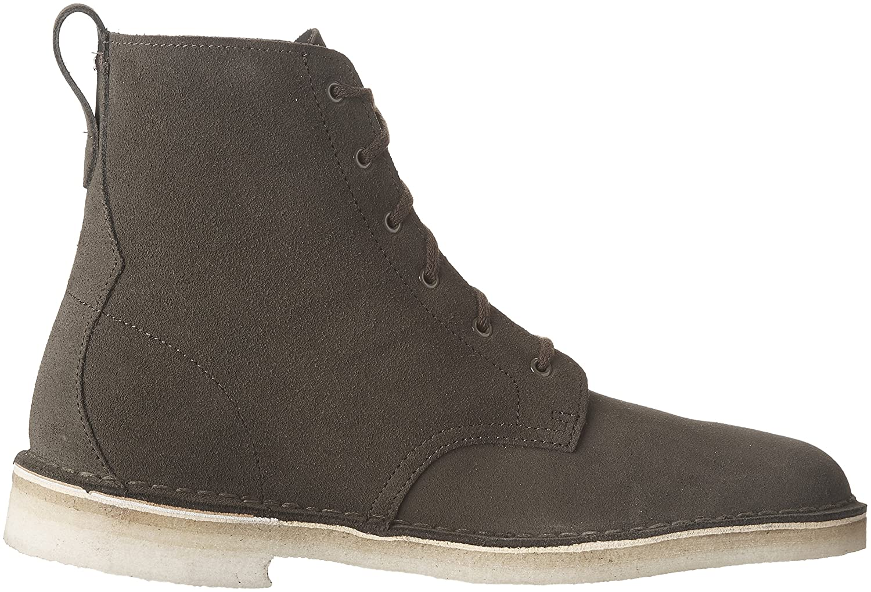 Clarks Desert Men's Desert Clarks Mali Stiefel Peat Suede Stiefel e3477e