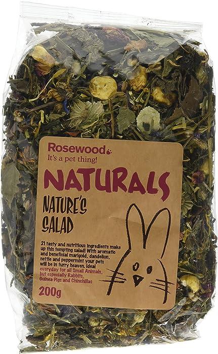 Top 7 Nature Salad For Bunnies