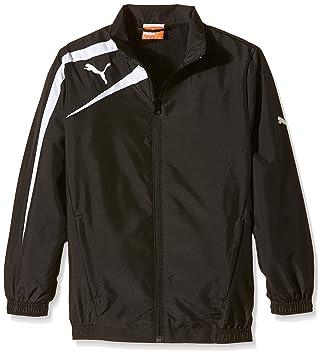 Puma Präsentationsjacke Spirit Woven Jacket - Chaqueta: Amazon.es: Deportes y aire libre