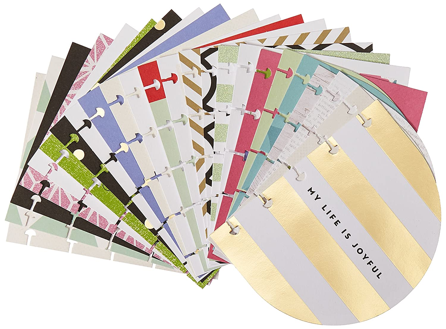 Me and My BIG Ideas INS-02 24 Pieces Create 365 The Happy Planner Inspiration Cards me & my BIG ideas