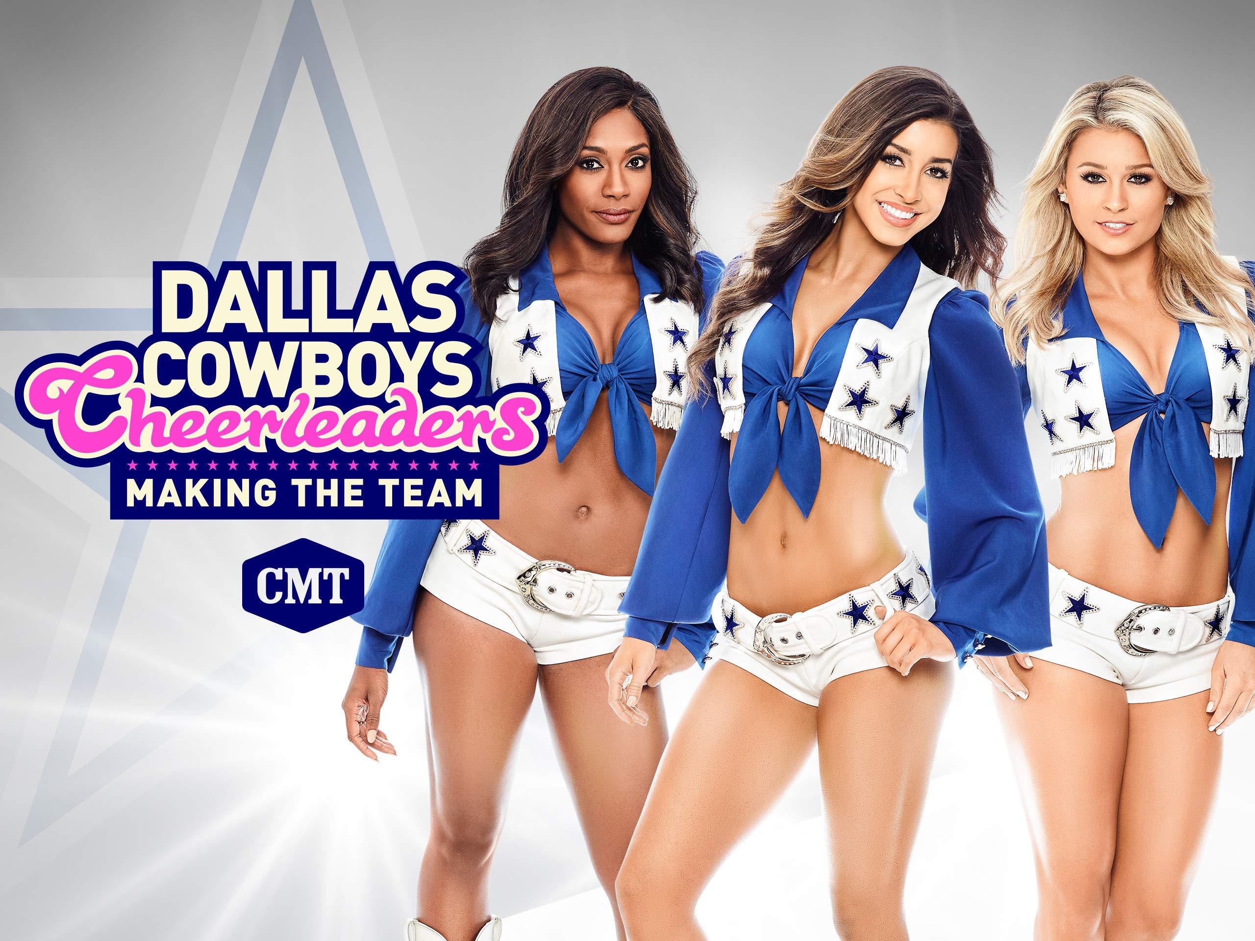 be0ee67f826de Amazon.com  Watch Dallas Cowboys Cheerleaders  Making The Team Season 13