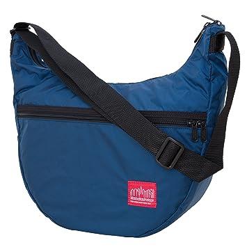 One Size Green Manhattan Portage Cordura Lite Top Zipper Nolita Bag