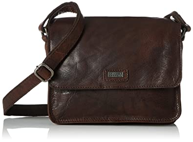 Damen Crossover Bag Umhängetasche Spikes & Sparrow