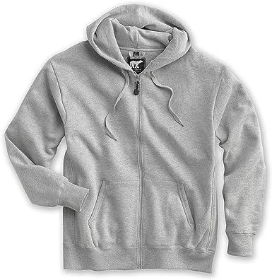 Heavyweight Polyester Fleece Jacket//Touring Jacket White Bear Clothing Co