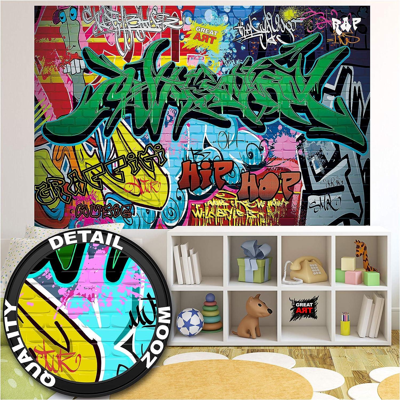 Amazon Com Children S Room Poster Graffiti Wall Decoration