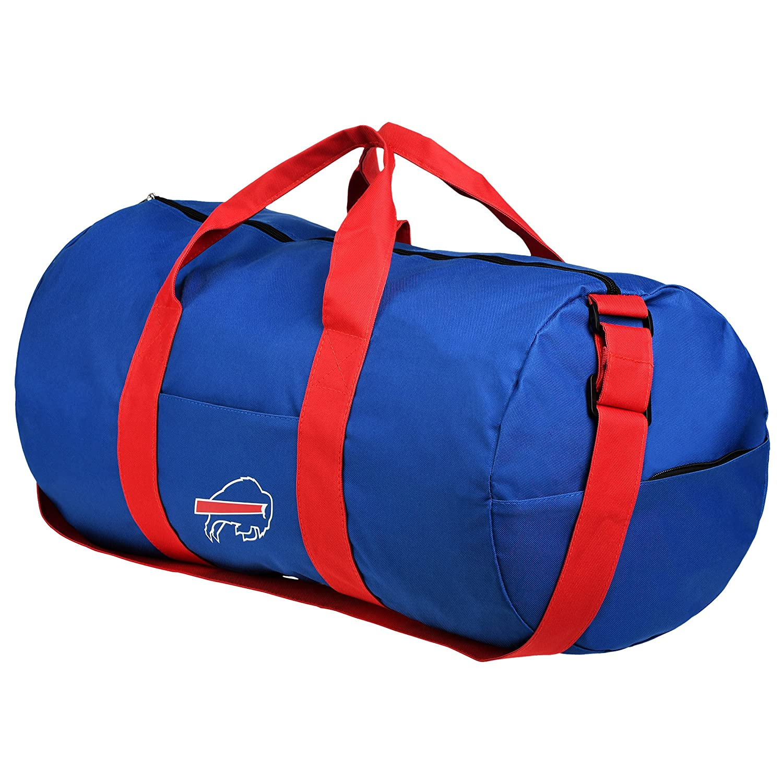 Buffalo Bills Vessel Barrel Duffle Bag