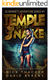 Temple of the Snake: An Archeological Mystery (Jo Bennett Archeological Mystery Book 1)