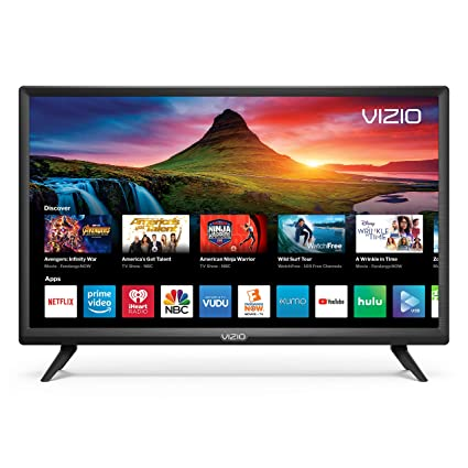 Amazon Com 24 Class Hd 720p Smart Led Tv D24h G9 Large Screen