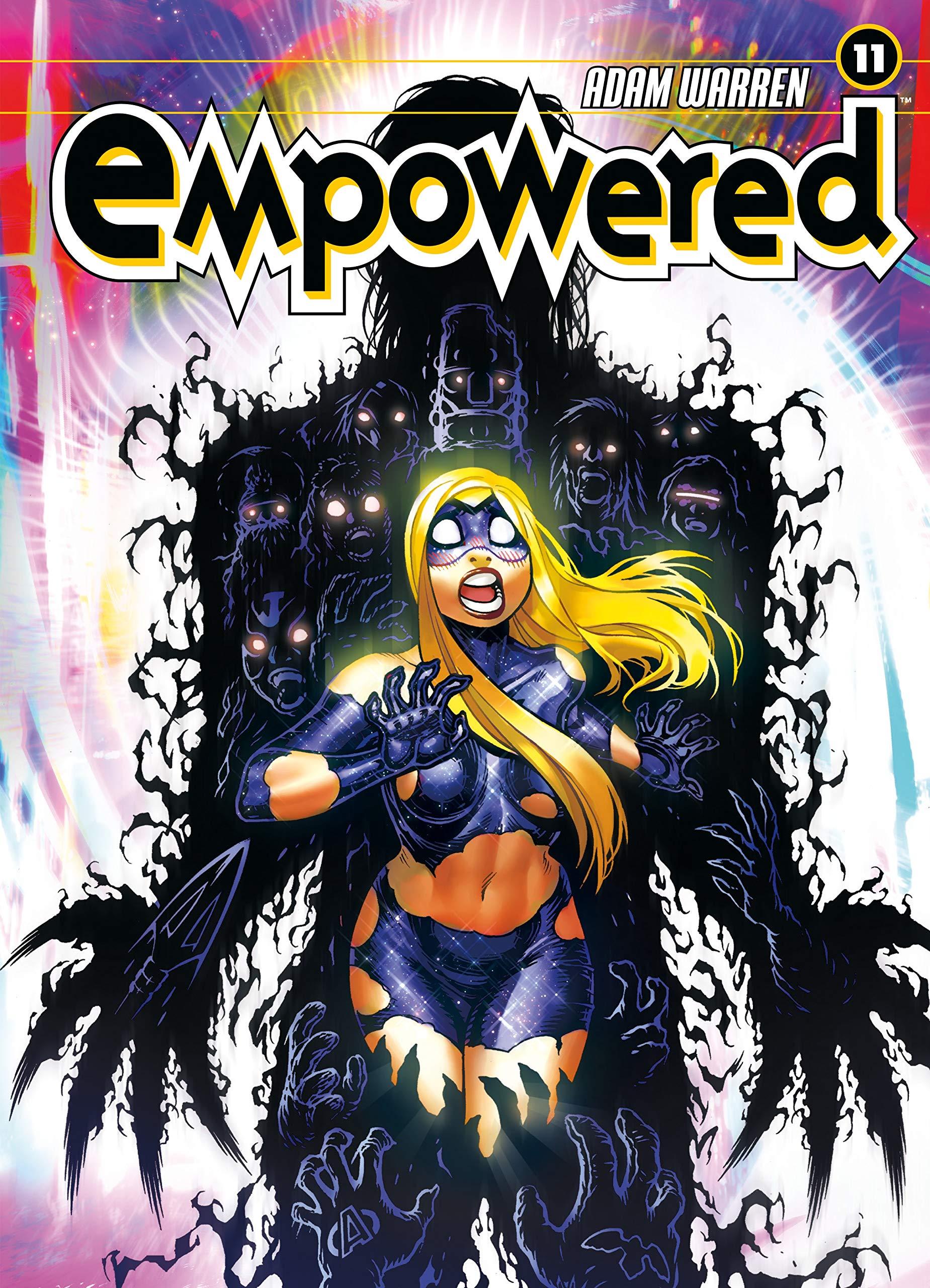 Empowered Volume 11 by Dark Horse Books