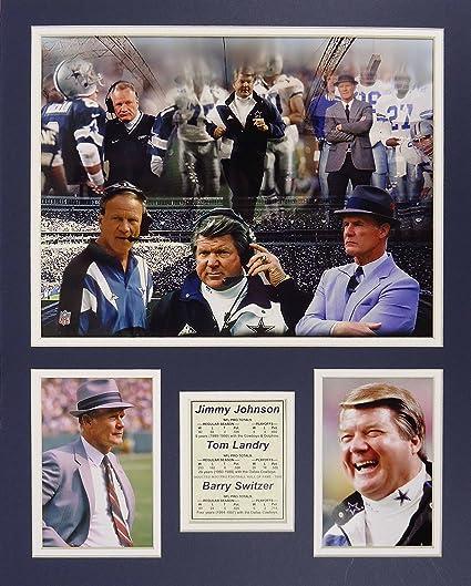 Dallas Cowboys - entrenadores Collage 16 \