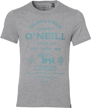 O Neill Muir – Camiseta de Streetwear Camiseta y Blusa, Hombre, Muir t-Shirt: Amazon.es: Ropa y accesorios