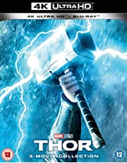 Marvel Studios Thor 3-Movie Collection