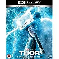 Thor Trilogy Blu-ray + 4K UHD