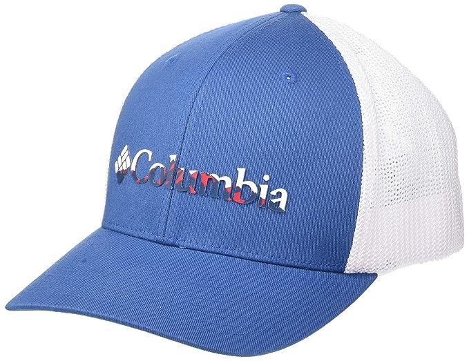 Columbia Hombre 1495921 Gorra de béisbol - Azul - Small/Medium: Amazon.es: Ropa y accesorios
