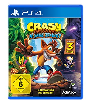 Crash Bandicoot - N.Sane Trilogy [PS4]