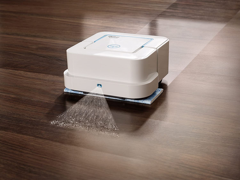 wischroboter-irobot-kaufen-in-action