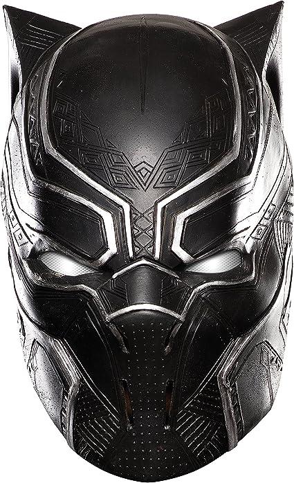 US Marvel BLACK PANTHER Captain America Civil War Cosplay Prop Full Mask