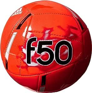 adidas F 50 X-ITE – Balón de fútbol - S88275-620, Solar Red/White ...