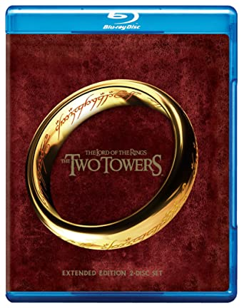 Amazon in: Buy Lord of Rings: Two Towers DVD, Blu-ray Online
