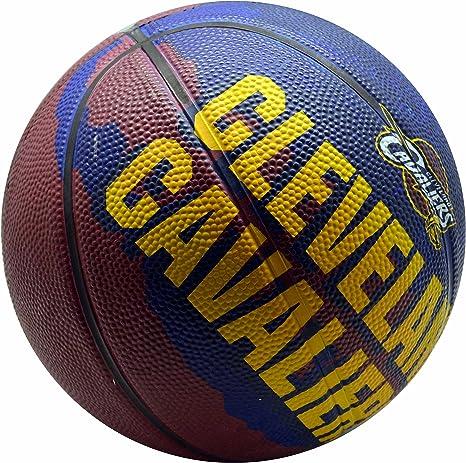 Spalding NBA Cleveland Cavaliers equipo colores y logo Mini ...