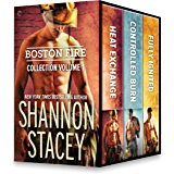 Boston Fire Collection Volume 1: Heat Exchange\Controlled Burn\Fully Ignited