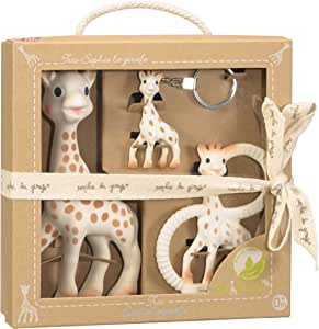 Sophie the giraffe Teether Gift Set - Trio