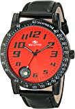 Seapro SP5111 Raceway Analog Display Quartz Black Watch for Men