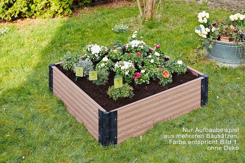 Gartenfreude EVERFLOOR WPC Marca (Madera/Mezcla de plástico ...
