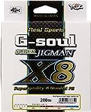 よつあみ(YGK) ライン G-soul スーパージグマンX8 200m 35Lb(2)