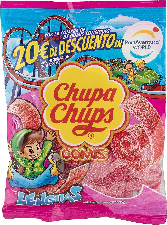 Chupa Chups, Golosina (Lenguas) - 1 de 150 gr.