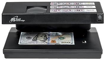 Royal Sovereign RCD-2000 Detector de Billetes Falsos o Accesorios - detectores de Billetes Falsos