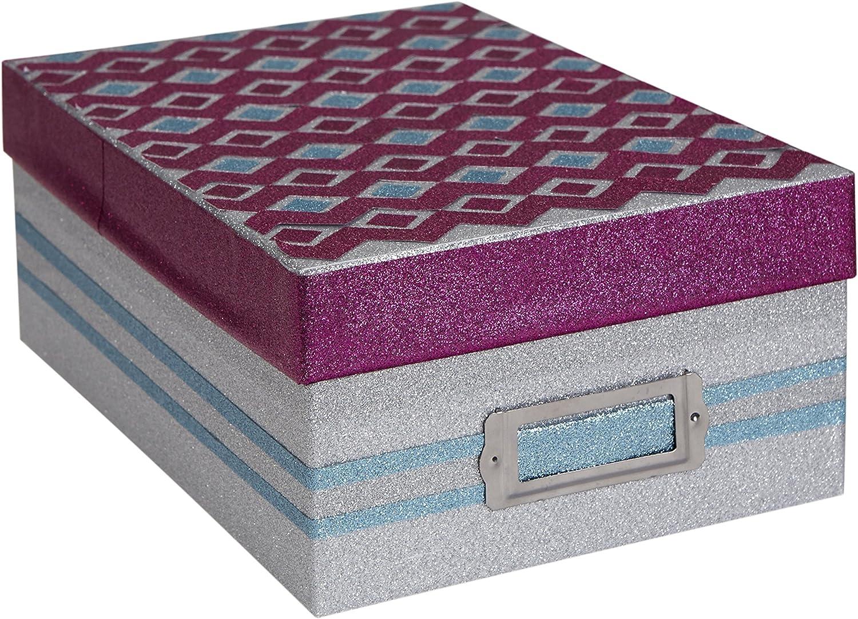 Duck Brand Glitter Crafting Tape 285445 Pink 1.88-Inch x 5-Yard Roll