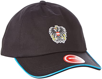 Puma Gorra de Austria, Negro, OSFA, 021010 12: Amazon.es: Deportes ...
