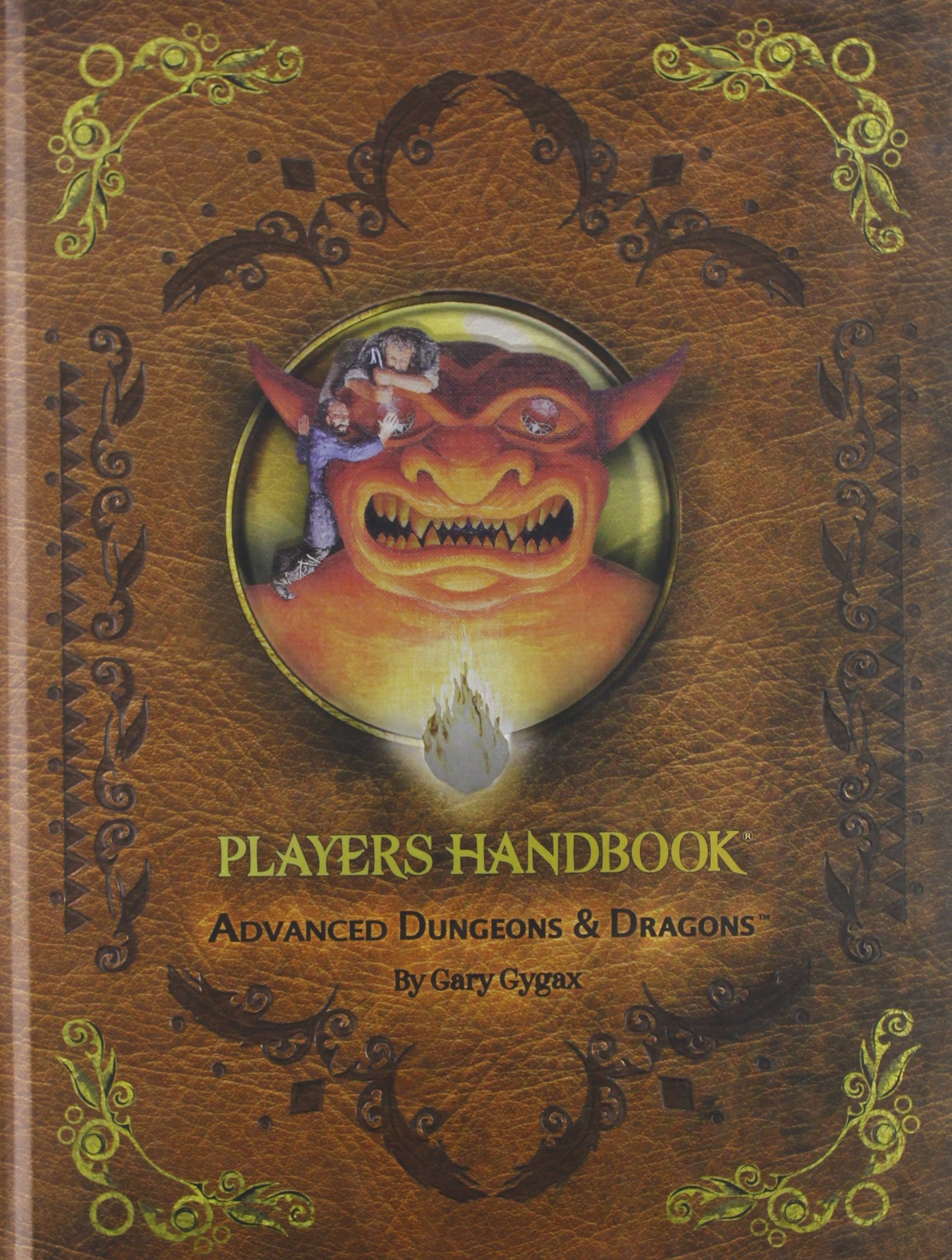 Advanced Dungeons & Dragons Players: Players Handbook: Gary Gygax:  9780786962433: Amazon.com: Books