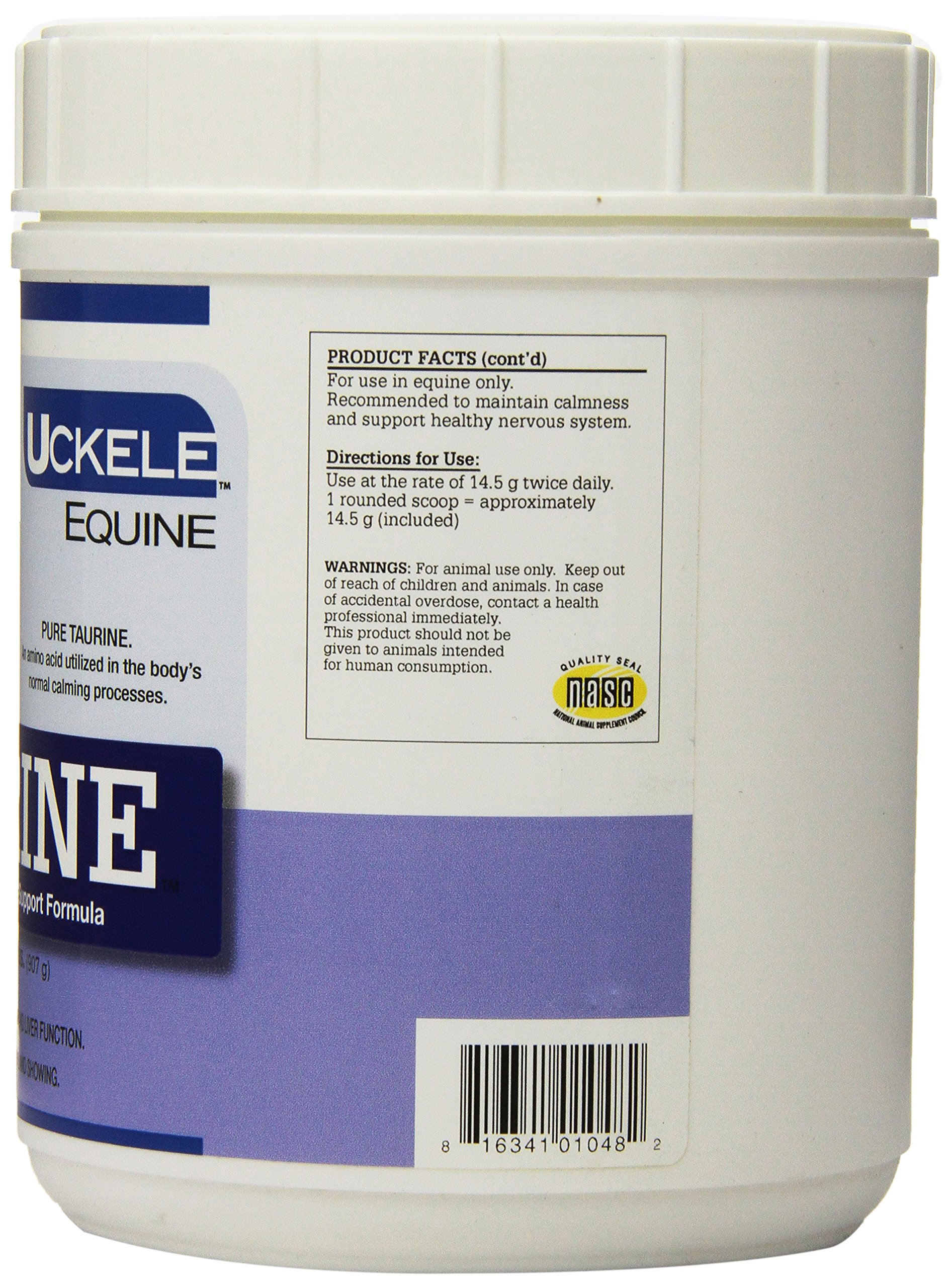 Uckele Taurine Horse Supplement, 2-Pound by Uckele (Image #3)