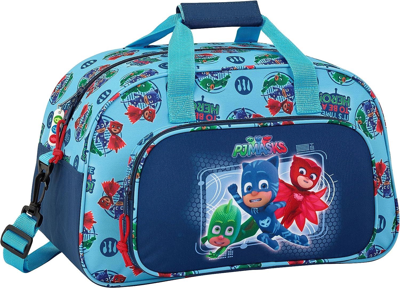 PJ Masks Hero - Bolsa de Deporte, Viaje (SAFTA 711717273)