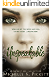Unspeakable (Freedom Series Book 1)