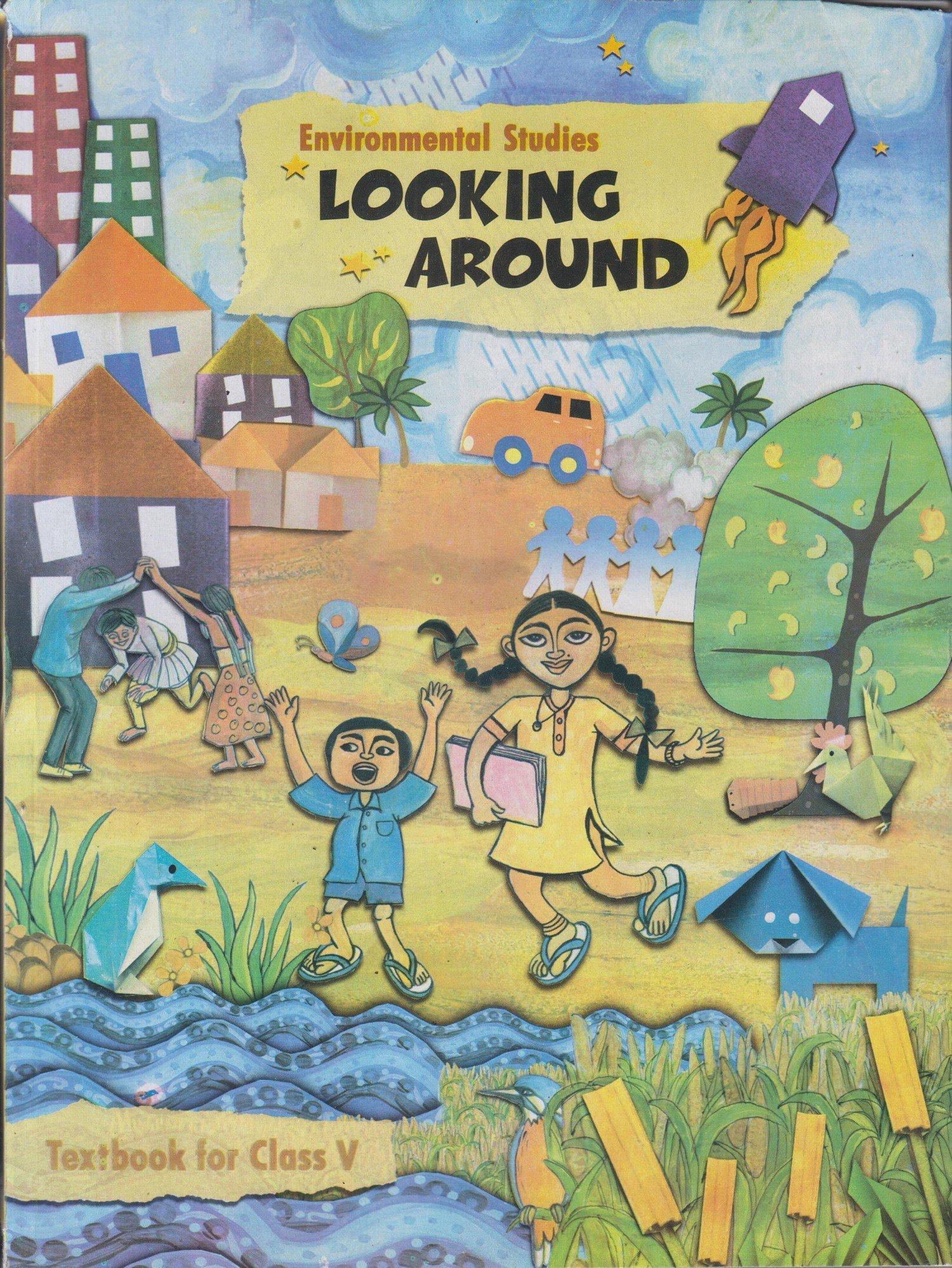 Enviromental Studies Looking Around For Class 5- 529: Amazon
