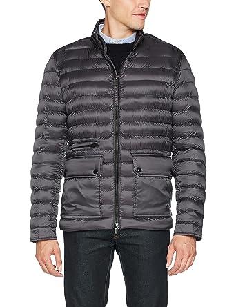 11 4seasons Longjacket 10003778, Blouson Homme, Noir (Black 001), Medium (Taille du Fabricant: 50)Strellson