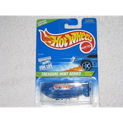 Hot Wheels Collector #587 Limited Treasure Hunt #10 of 12 Blimp: Toys & Games