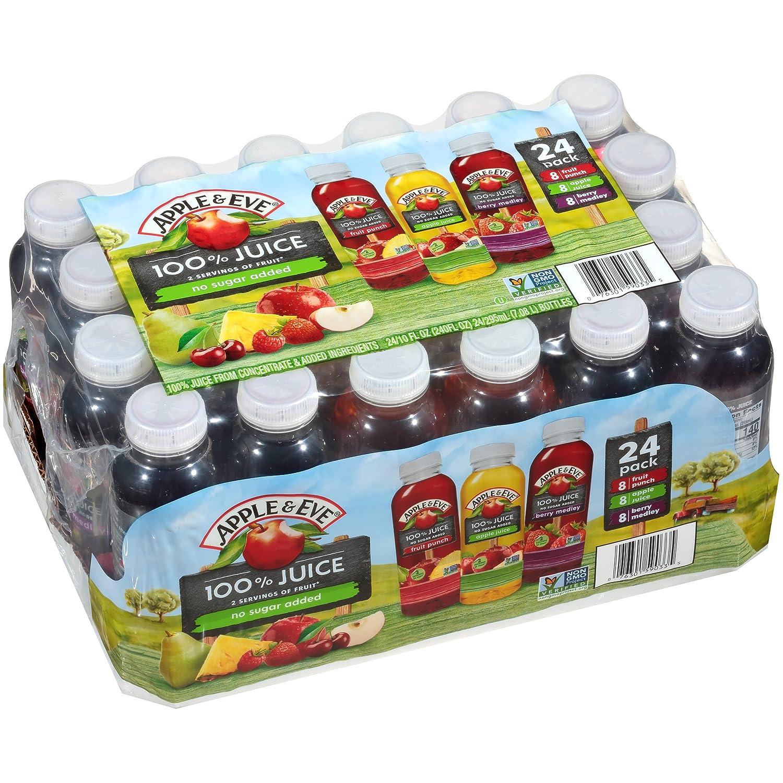 Apple & EVE Apple & Eve 100% Apple Juice (24 X 10 Fl Ounce )Total Net Wt (240 Fl Ounce ),, ()