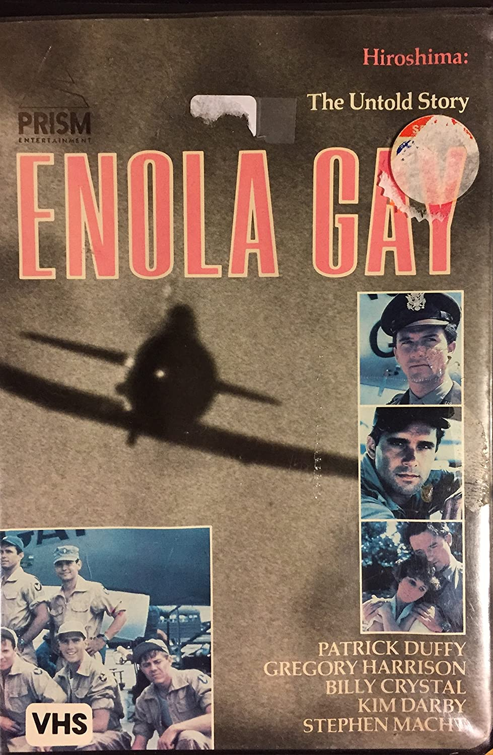 Amazon.com: Enola Gay: The Men, the Mission, the Atomic Bomb: David Lowell  Rich, Billy Crystal, Patrick Duffy, Kim Darby, Gregory Harrison: Movies & TV