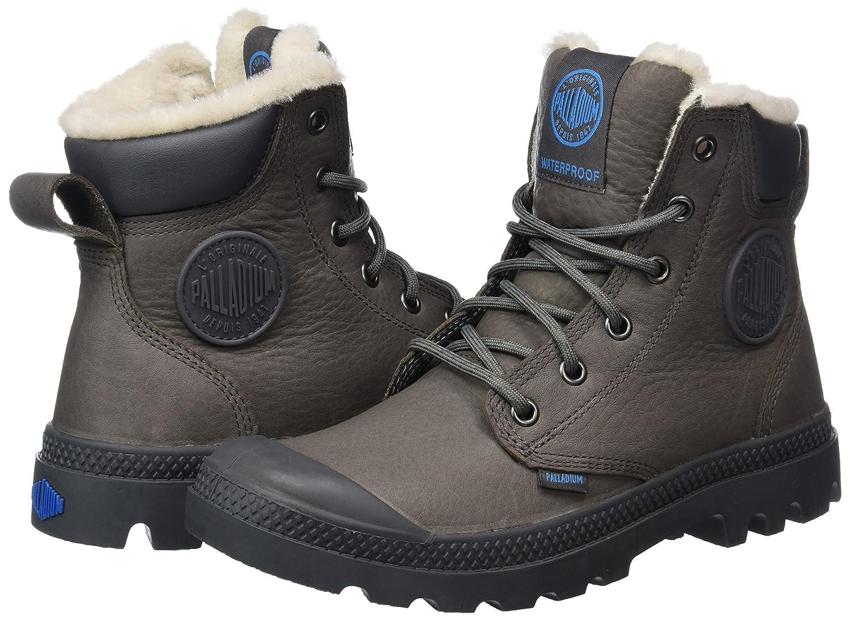 Palladium Palladium Palladium Unisex-Erwachsene Pampa Sport Cuff WPS Combat Stiefel, grau a8c099