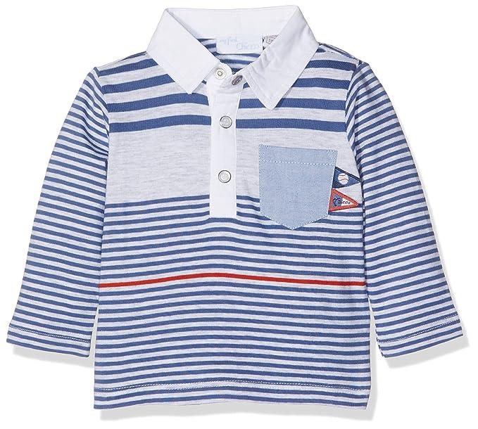 Chicco 9061937000000, Polo Bebé-Niños, Azul (Medium Blue), 74 ...