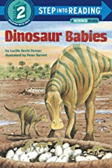 Dinosaur Babies (Step into Reading) Kindle Edition