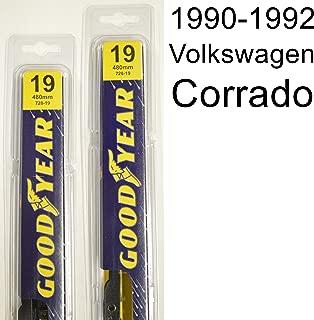 "product image for Volkswagen Corrado (1990-1992) Wiper Blade Kit - Set Includes 19"" (Driver Side), 19"" (Passenger Side) (2 Blades Total)"