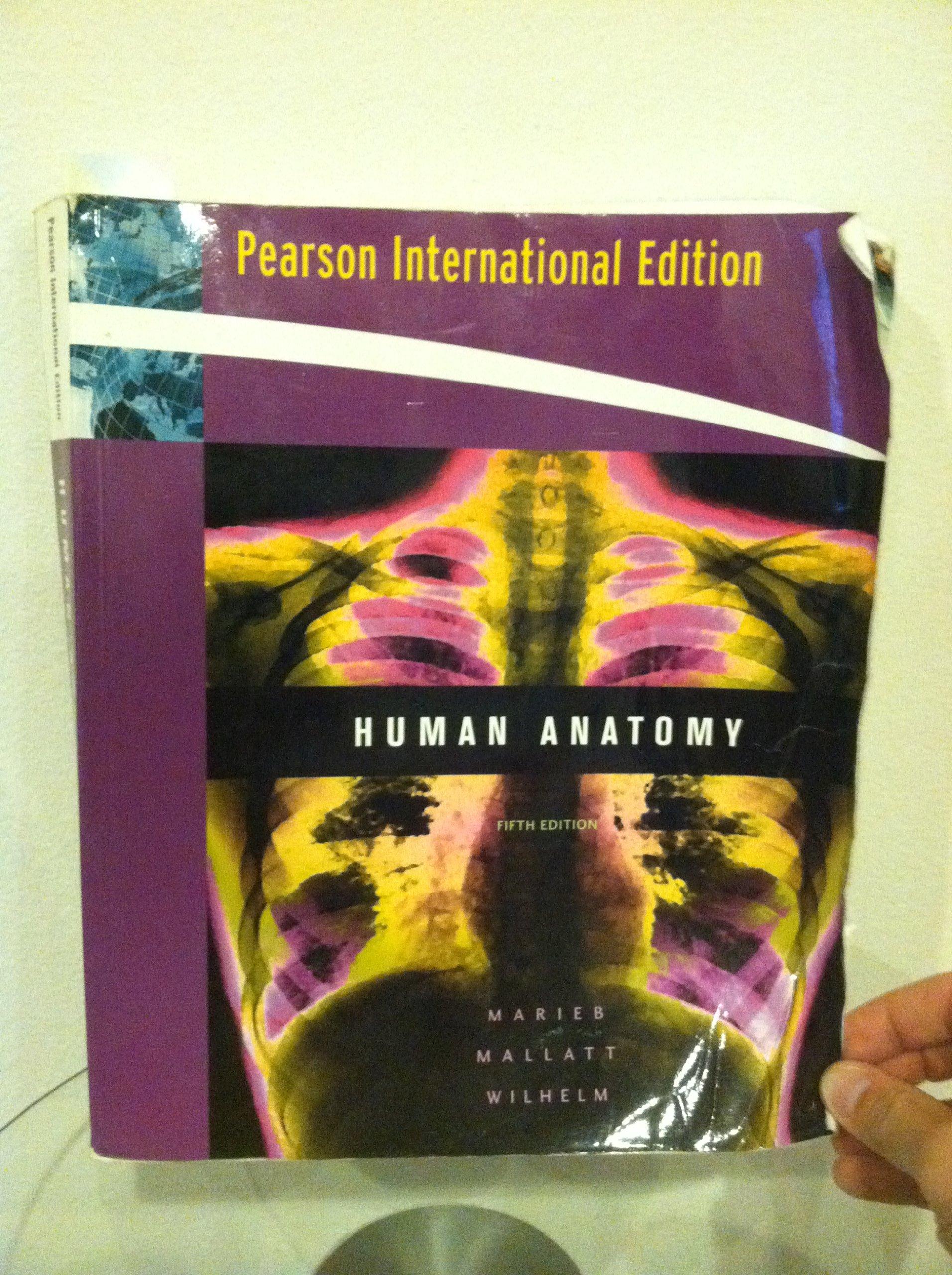 Human Anatomy 5th Edition Fifth Edtion By Marieb Mallatt And