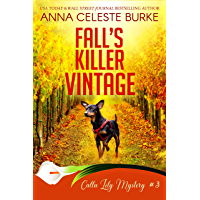 Fall's Killer Vintage Calla Lily Mystery #3 (Calla Lily Mystery Series) (English Edition)